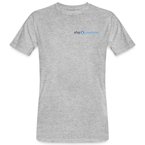 AFUP Luxembourg - T-shirt bio Homme