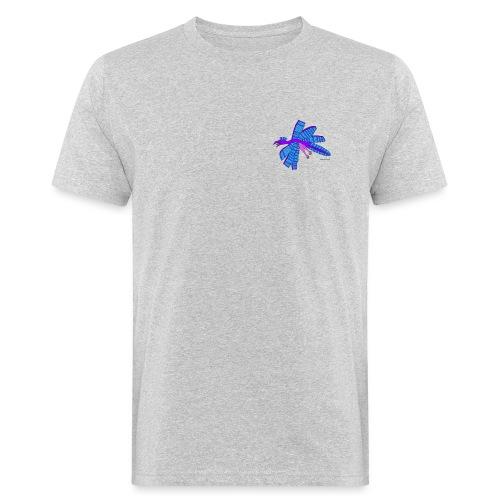 Mimosa das fliegende Urtier - Männer Bio-T-Shirt