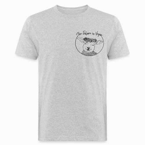 The Future is Vegan - Men's Organic T-Shirt