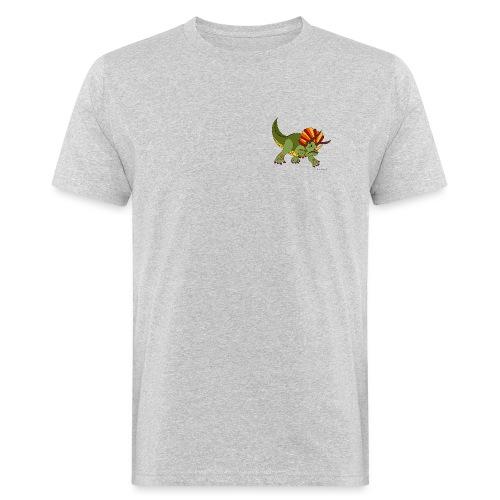 Rhino das wütende Urtier - Männer Bio-T-Shirt