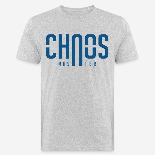 Chaos-Meister - Männer Bio-T-Shirt