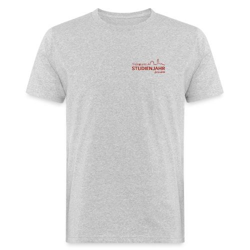 Studienjahrslinie - Männer Bio-T-Shirt