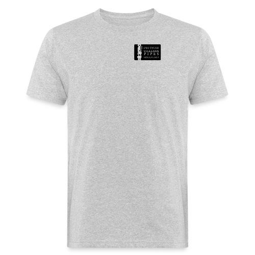 DUPG Logo transparent - Männer Bio-T-Shirt