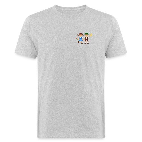 Volksfestgaudi - Männer Bio-T-Shirt