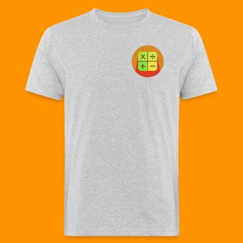 Matemáticas Sin Más - Camiseta ecológica hombre