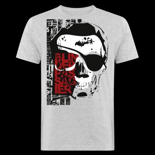 Blinder Passagier - Männer Bio-T-Shirt