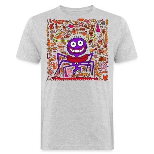 krabbler - Männer Bio-T-Shirt