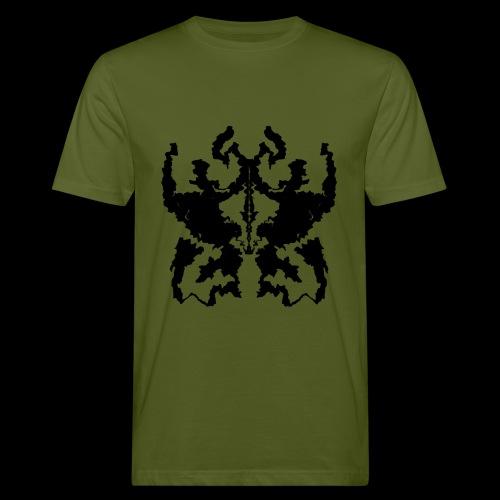 Rorschachtest Design - Männer Bio-T-Shirt