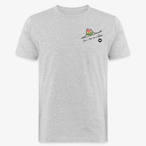 Petit prince quote #1 - T-shirt ecologica da uomo