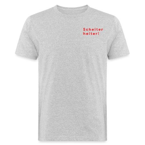 Improtheater Konstanz Print 1 - Männer Bio-T-Shirt