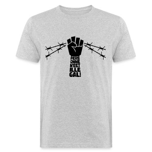 Personne n'est illégal - T-shirt bio Homme