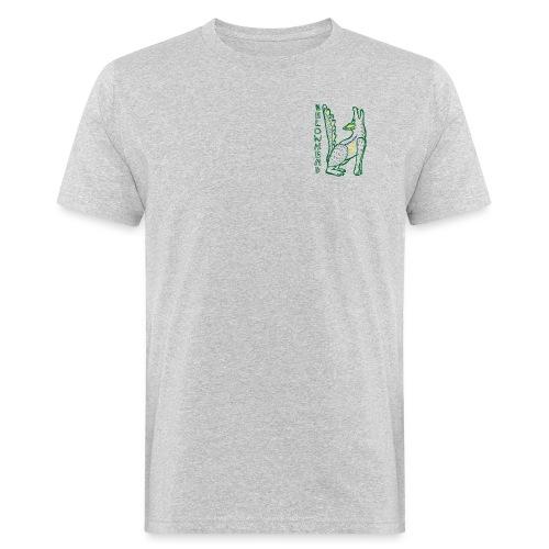 Alebrije Lobo - Männer Bio-T-Shirt