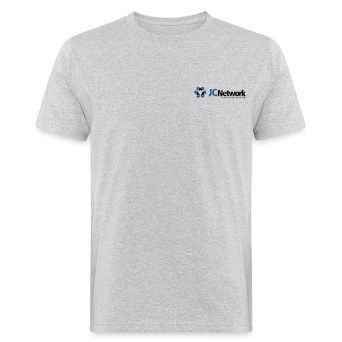 JCNetwork Merchandise - Männer Bio-T-Shirt