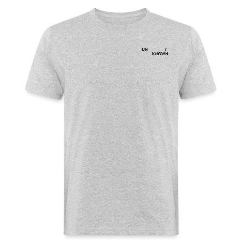 TSCHNIK | Known/Unknown - Men's Organic T-Shirt