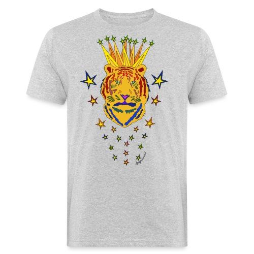 Star Tiger für dich - Männer Bio-T-Shirt