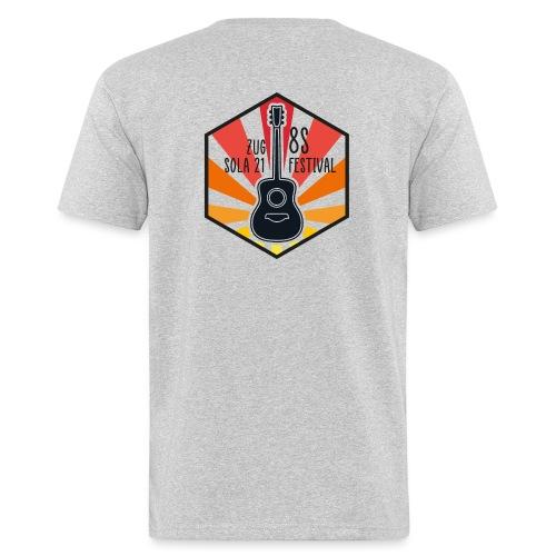 Sola21 Batch - Männer Bio-T-Shirt