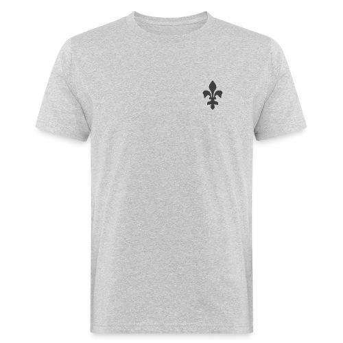 Lilie ohne Hintergrund 2 gif - Männer Bio-T-Shirt