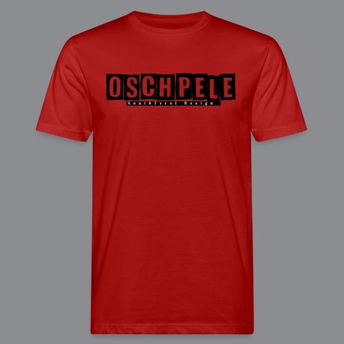 oschpele Kachelform - Männer Bio-T-Shirt