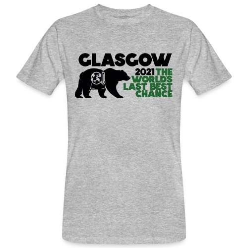 Last Best Chance - Glasgow 2021 - Men's Organic T-Shirt