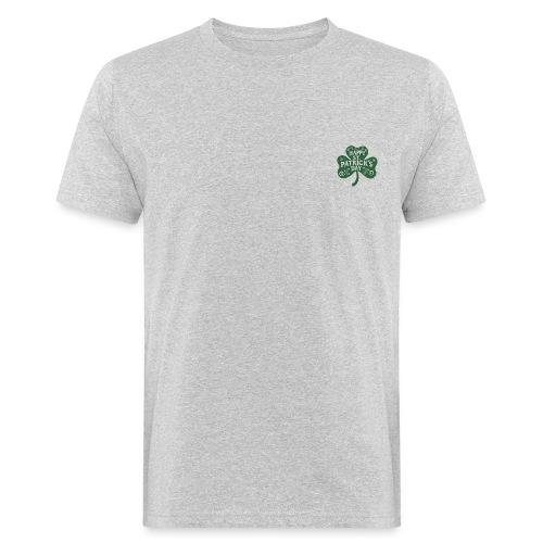 HAPPY ST PAT TREFLE - T-shirt bio Homme