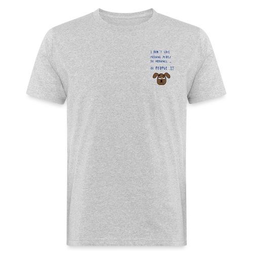 Morning People - Frühaufsteher - Männer Bio-T-Shirt