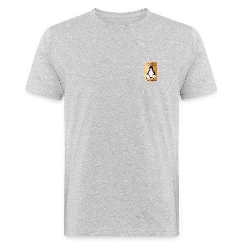 GNU/Linux Powered by FermoLUG - T-shirt ecologica da uomo