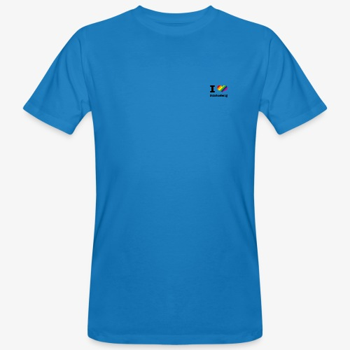 I love Schöneberg - Männer Bio-T-Shirt