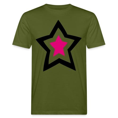 lucky star - Männer Bio-T-Shirt