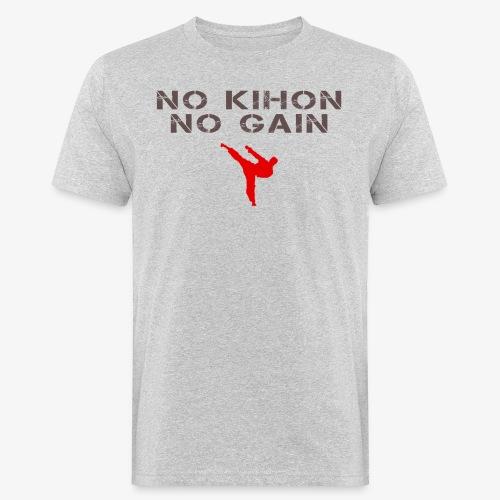 NO KIHON NO GAIN - T-shirt bio Homme