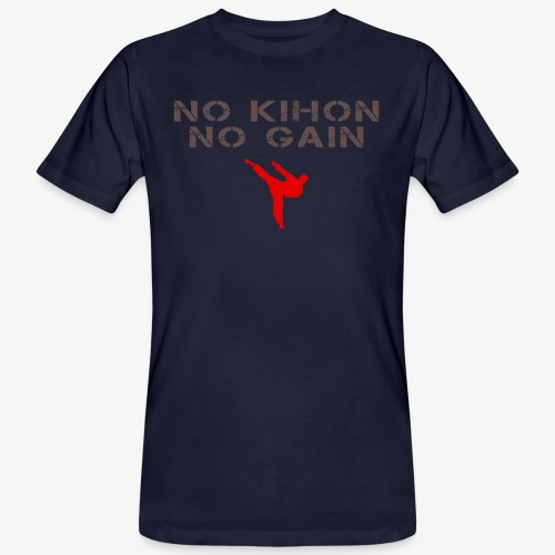 NO KIHON NO GAIN - T-shirt bio Homme