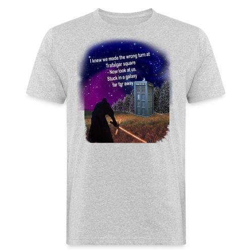 Bad Parking - Men's Organic T-Shirt