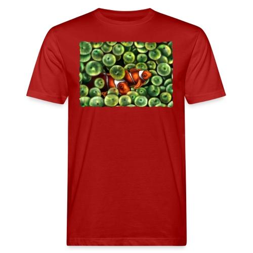 Pesci Pagliaccio - T-shirt ecologica da uomo