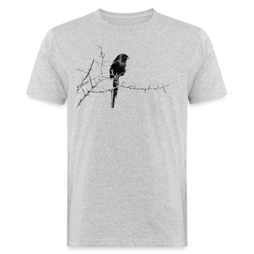 I like birds ll - Männer Bio-T-Shirt