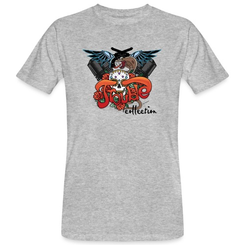 Trouble ONE - Männer Bio-T-Shirt