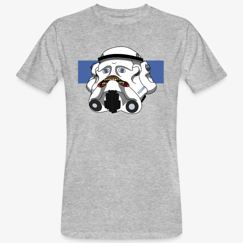 The Look of Concern - Men's Organic T-Shirt