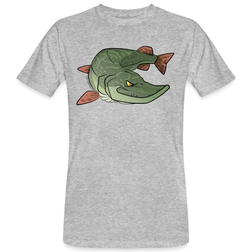 Red River: Pike - Men's Organic T-Shirt