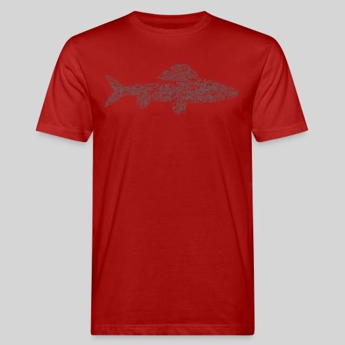 grayling - Miesten luonnonmukainen t-paita