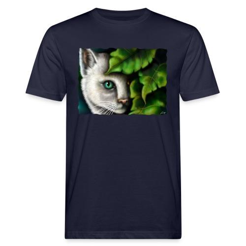 Gatto Shiva - T-shirt ecologica da uomo