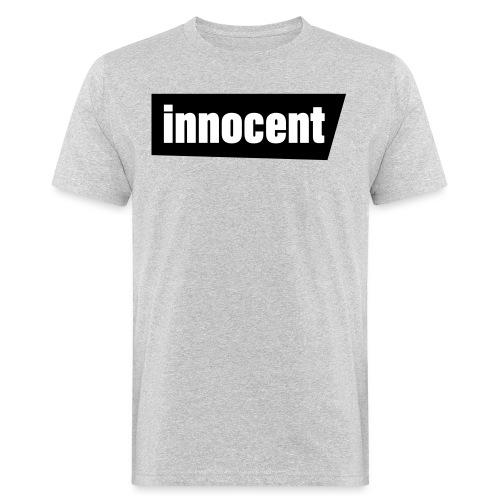 Innocent Black-Edition - Männer Bio-T-Shirt