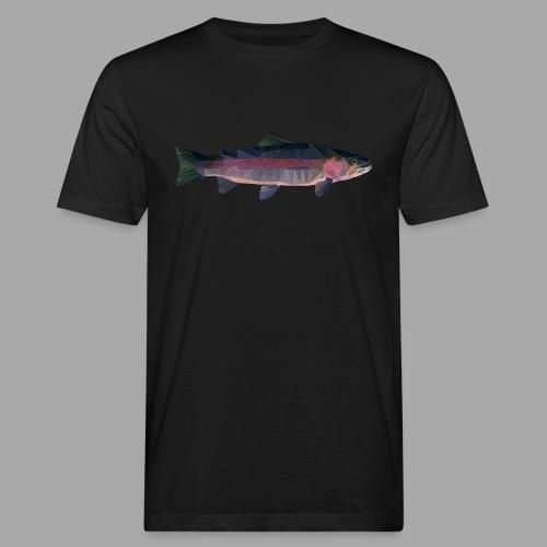 Trout - Miesten luonnonmukainen t-paita