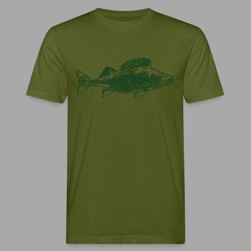 Perch - Miesten luonnonmukainen t-paita