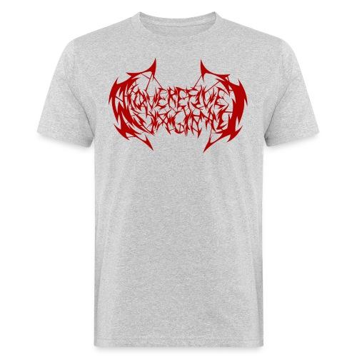 ARV Logo rosso - T-shirt ecologica da uomo