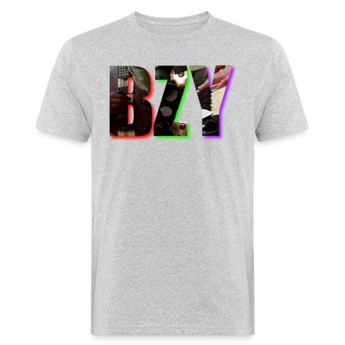 BZY - OFICJALNY PROJEKT - Ekologiczna koszulka męska