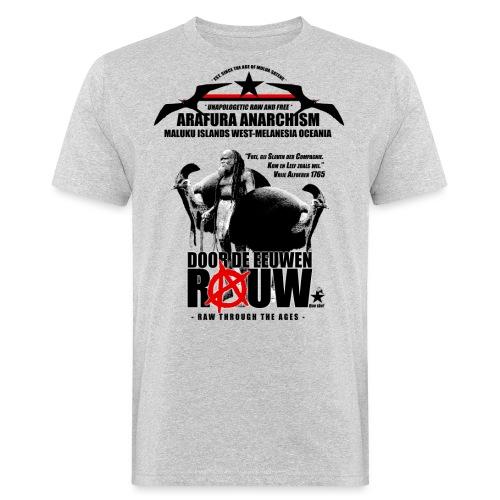 Arafura Anarchism - Mannen Bio-T-shirt