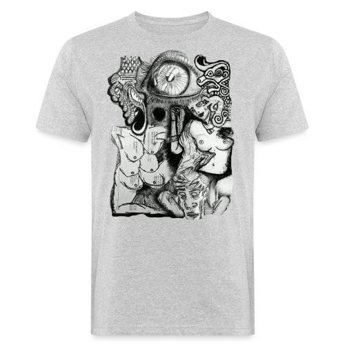 Design Number (2) - Men's Organic T-Shirt