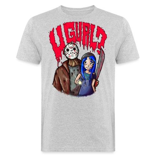 Kinko Klix ''U GURL?!'' - Men's Organic T-Shirt