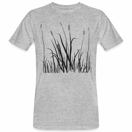 The grass is tall - T-shirt ecologica da uomo