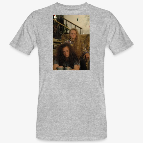 hair - Mannen Bio-T-shirt