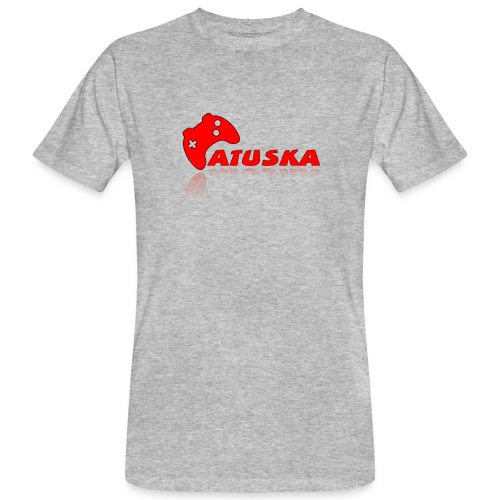 Atuska - Miesten luonnonmukainen t-paita