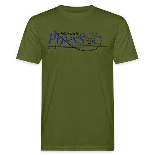 Official Warwick PhysSoc T Shirt - Men's Organic T-Shirt